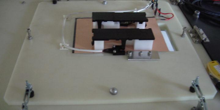 自動ゲートカット・ショート検査装置